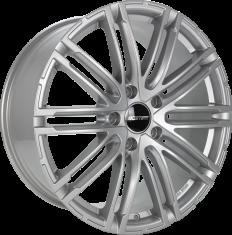 GMP Targa-S Silver 22/9
