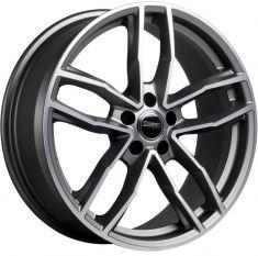 Ocean Wheels Trend Antracit matt polish 19/8.5
