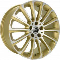 Diewe Turbina Gold machined 19/8,5