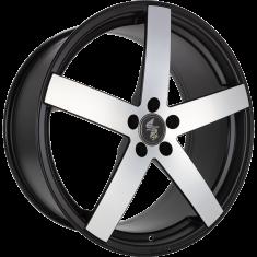 ETABETA UROS-K S Black matt polish 19/8,5