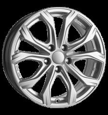 Alutec W10X polar-silber 18/8.0