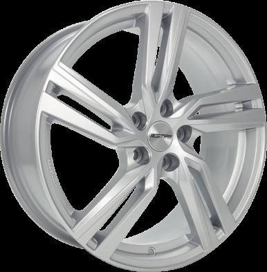GMP Arcan Silver 17/7,5