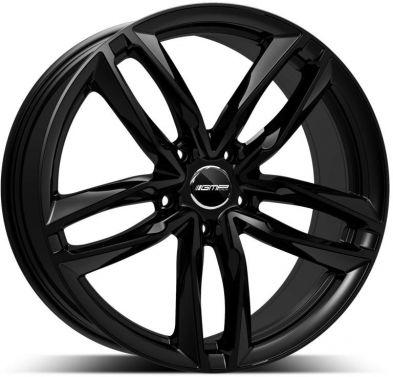 GMP Italy Atom Glossy Black 17/7.5