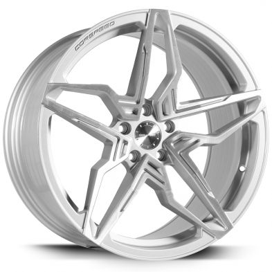 Corspeed KHARMA Silver-brushed-surface 19/8.5