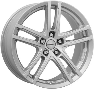 DEZENT TZ-c Silver 17075