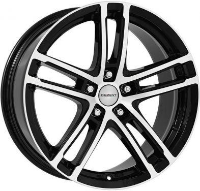 DEZENT TZ-c dark Black/polished 16065