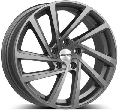 GMP Italy Wonder Glossy Anthracite 16/6.5