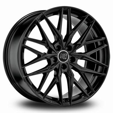 MSW 50 Gloss Black GLOSS BLACK 18/8