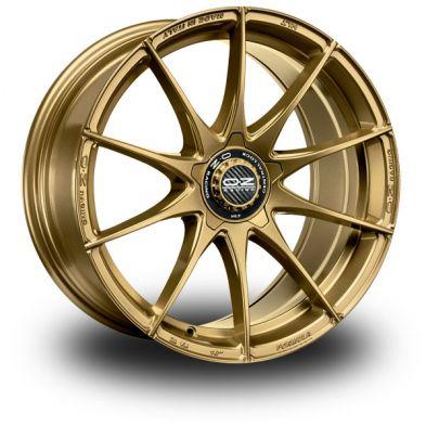 OZ Formula HLT Race Gold RACE GOLD 18/8