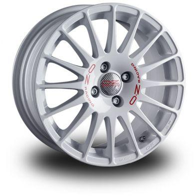 OZ Superturismo WRC RACE WHITE 14/6