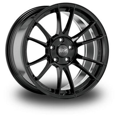 OZ Ultraleggera HLT Gloss Black GLOSS BLACK 19/8