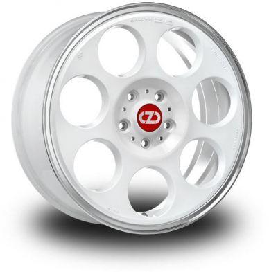 OZ Anniversary-45-White Race-White-Diamond-Lip 17/7