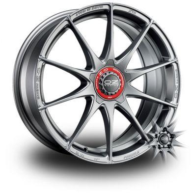 OZ Formula-HLT Grigio-Corsa 17/7,5