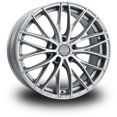 OZ Italia-150 Matt-Race-Silver-Diamond-Cut 18/8