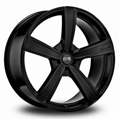 OZ Montecarlo-HLT-Gloss-Black Gloss-Black 19/8