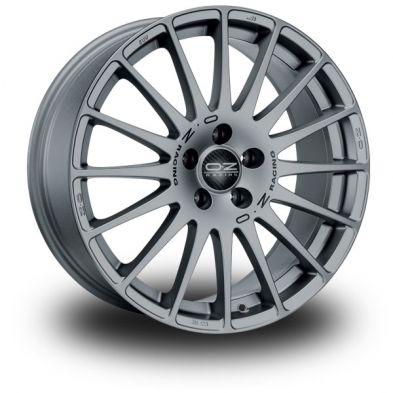 OZ Superturismo-GT-Corsa-Grey Grigio-Corsa 16/7