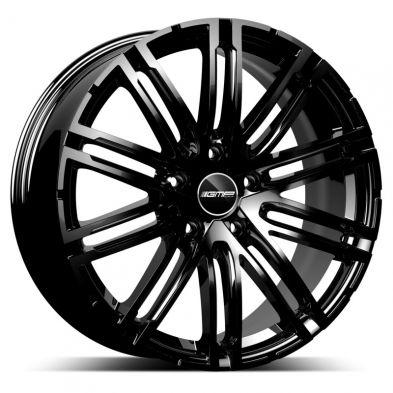GMP Italy Targa Glossy Black 20/9